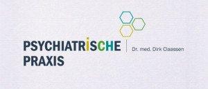 Logodesign für einen Psychiater aus Hannover. Gestaltung einer Wort-Bildmarke.