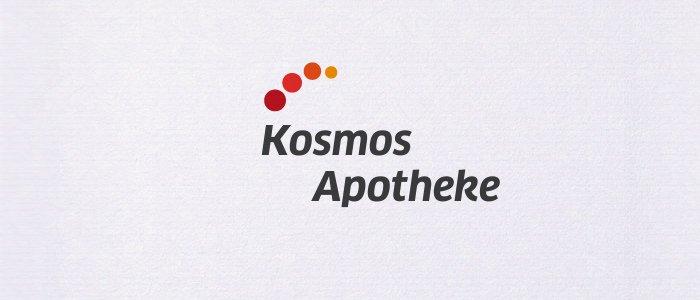 Logo Entwurf für die Kosmos Apotheke.