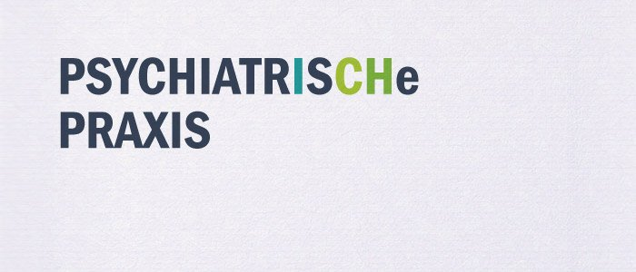 Logo Entwurf für einen Psychiater.