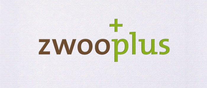 Logo für die Werbeagentur Zwooplus