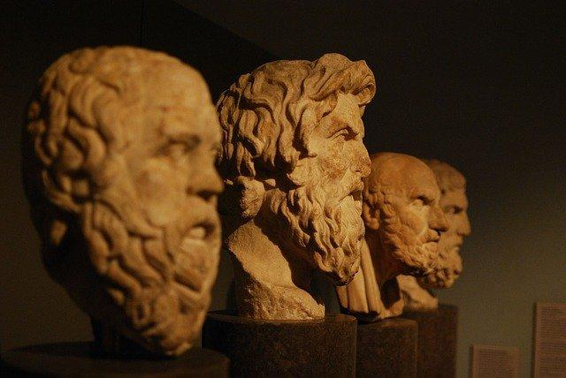 """Aristoteles """"Das Ganze ist mehr als die Summe seiner Teile"""""""