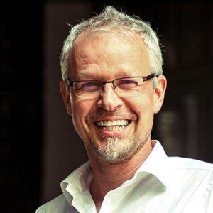 Grafikdesigner Michael Kalde
