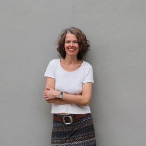 Webdesignerin Anette Poertner aus Braunschweig