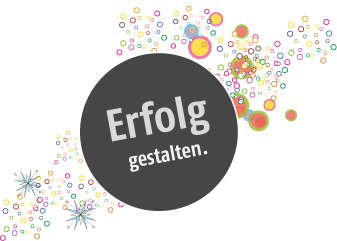 Erfolg gestalten -  Kreativagentur, Webdesign, Online Marketing, Grafikdesign