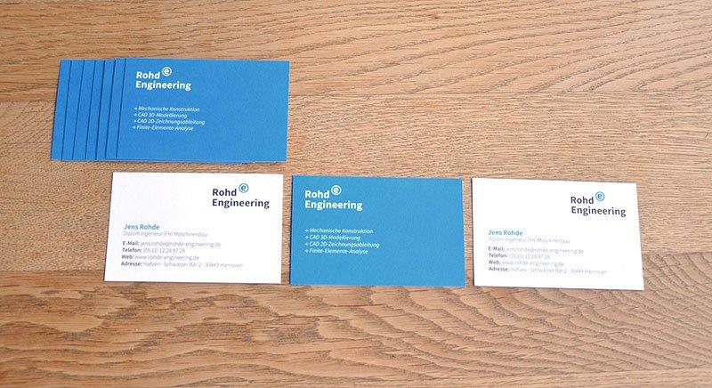 Webdesign Für Maschinenbau Ingenieur Rohde Engineering