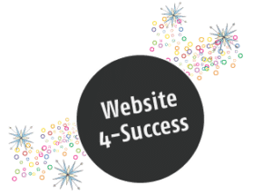 Homepage für mehr Erfolg im Business - Webdesign4success