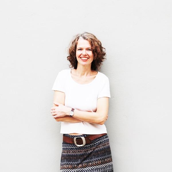 Frau Pöertner ist Produktdesignerin