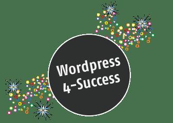 Wordpress-4Success. Deine Website bringt noch keine Kunden? Das ändern wir.