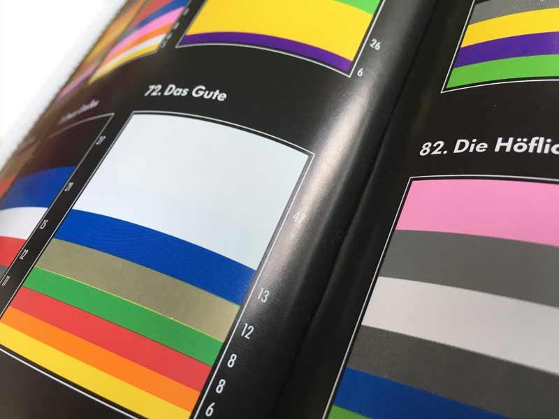 Farbpsychologie - Finde die richtige Farbe für dein Branding