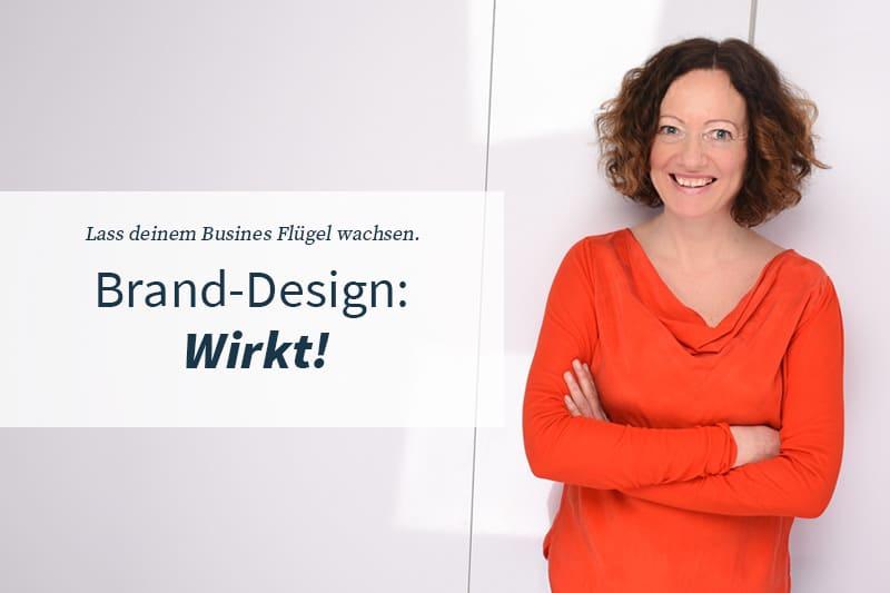 Brand-Design wirkt