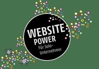 Website-Power für Solo-Unternehmer