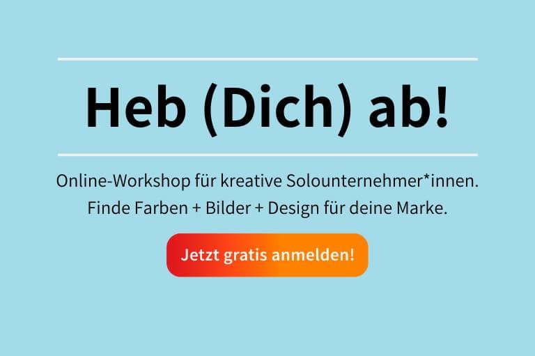 Teaser Moodboard-Challenge - Anmeldung zum kostenlosen Workshop