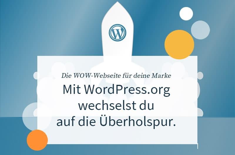 Warum WordPress - 10 gute Gründe