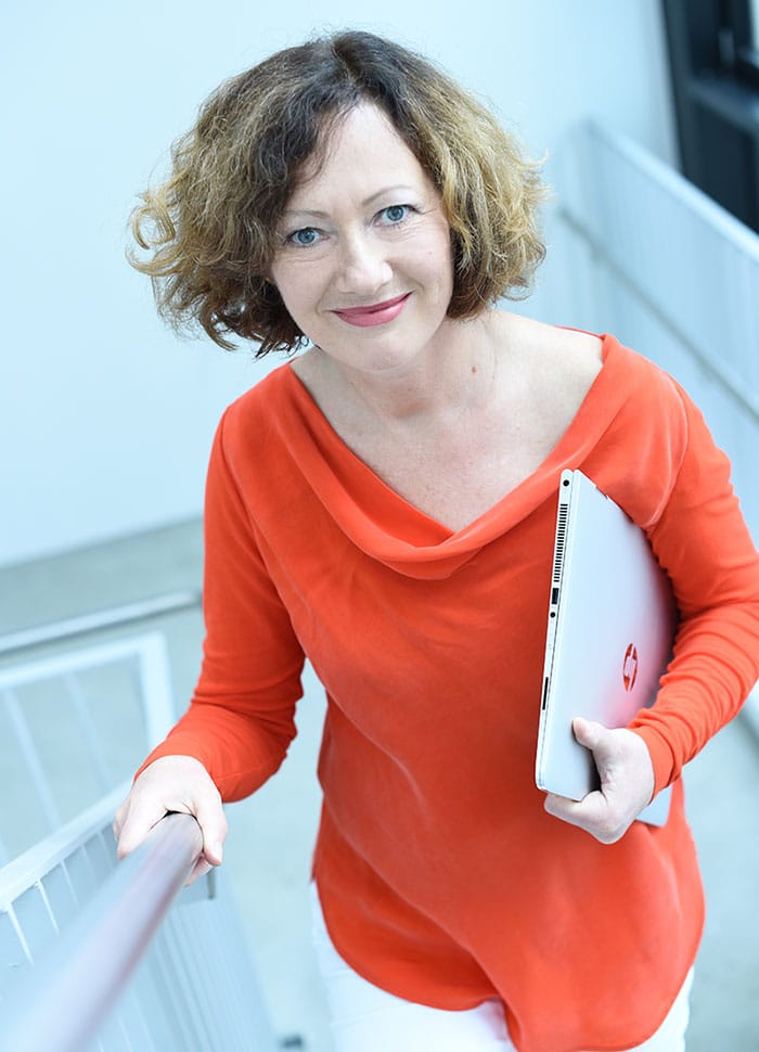 Claudia Germer - Visuelle Kommunikation - 1-Frau-Agentur Hannover, Grafikdesignerin