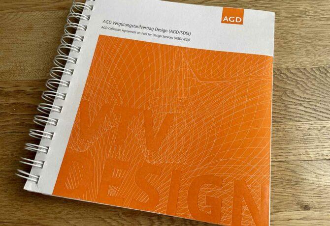 Was kostet Design? Die Antworten gibt der VTV vom AGD.